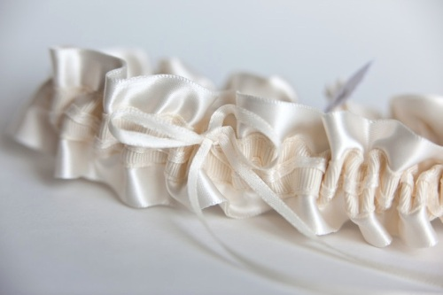 North East Bridal Garter