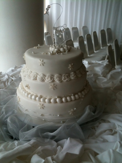 north east wedding cake