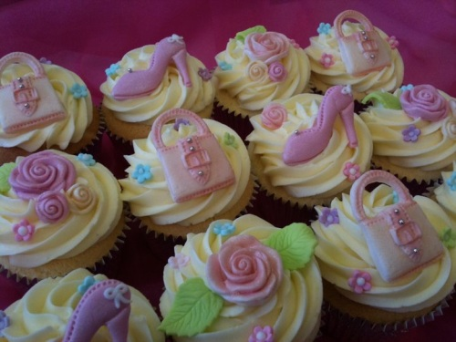 north east wedding cupcakes