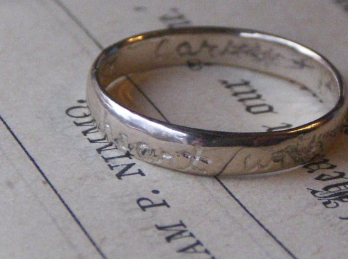etsy wedding ring
